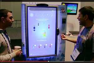 Global Connected Vending Machines Market